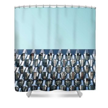 Urban Architecture - Oxford Street, London, United Kingdom 4 - Shower Curtain