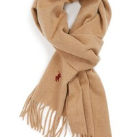 Polo Ralph Lauren Cashmere Scarf | Nordstrom
