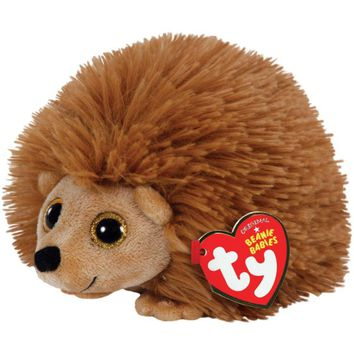 1ad61212a6d Herbert Beanie Boo Hedgehog Plush from Party City