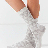 Pair Of Thieves Cashmere Triangle Crew Sock | Urban Outfitters