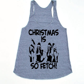 Funny Mean Girls Christmas Shirt. Workout Tank. Gym Tank. Running Tank. Gym Shirt. Running Shirt. Workout Shirt. gym tank tops. workout.