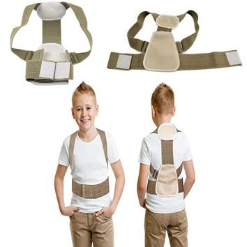 GENKENT - Posture Corrector Back Brace For Children