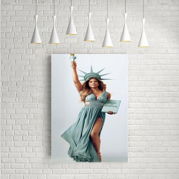 LEVERNE COX LIBERTY MODEL ARTWORK POSTERS