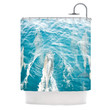 "Bree Madden ""Dolphins"" Shower Curtain"