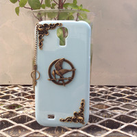 the bird arrow pendant phone case totem samsung galaxy s4 i9500 case iphone 4 4s 5 case trending protective phone case friendship love gifts