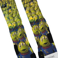 Toy Story Aliens Custom Nike Elite Socks
