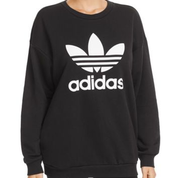 adidas Originals Trefoil Sweatshirt | Bloomingdales's
