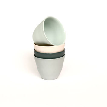 espresso double - porcelain (glacier colour)