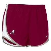 Nike Women's NCAA University of Alabama Tempo Shorts - Dick's Sporting Goods