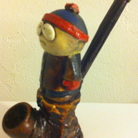 Tobacco Hand Made Pipe, Stan Design