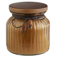 Amber Musk Filled Candle