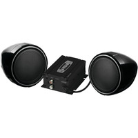 Soundstorm Motorcycle And Utv Speaker & Amp System (with Bluetooth)