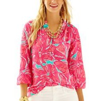 Elsa Top - Flirty - Lilly Pulitzer