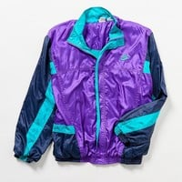 Vintage Nike Purple Windbreaker Jacket | Urban Outfitters