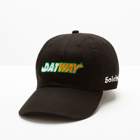 "Posh ft Soleboy Design Hat ""DatWay"" in Black"