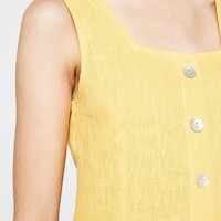 Paloma Wool / Flipi Dress in Yellow