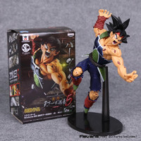 Dragon Ball ZOKEI 5 Barduck PVC Action Figure Collectible Model Toy 23cm DBFG227 Alternative Measures