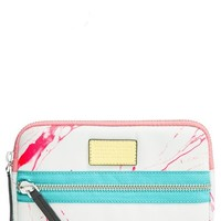 Women's MARC BY MARC JACOBS 'Domo Arigato' Mini Tablet Case - Blue/green