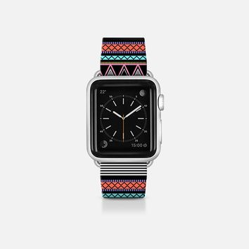 Bright Pastel Tribal Apple Watch Band (38mm) by Organic Saturation | Casetify