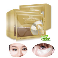 5 Pair Anti-Wrinkle Dark Circle Gel Collagen Under Eye Patches Pad Mask Bag