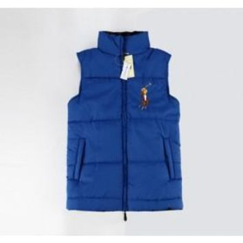 Beauty Ticks Ralph Lauren Polo Rugby Men Down Vest Mrldv024