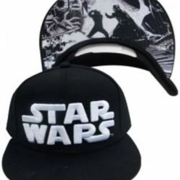 Star Wars Baseball Hat - Battle Logo