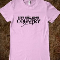 CITY GIRL GONE COUNTRY - OUTLAW COWGIRL