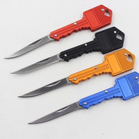 Colorful Stainless Steel Key Knife
