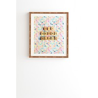 Happee Monkee This Is My Happy Place Framed Wall Art