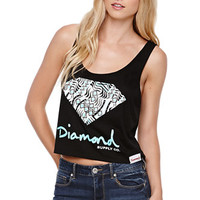 Diamond Supply Co Womens Clothing, T-Shirts, Tanks and More at PacSun.com.