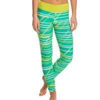 Cozy Orange Darma Fitted Pants at YogaOutlet.com - Free Shipping