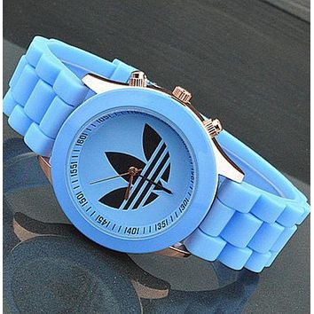 Adidas Woman Men Simple Quartz Watches Wrist Watch