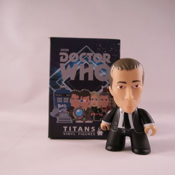 TITANS Doctor Who Gallifrey Collection The Master Vinyl Figure