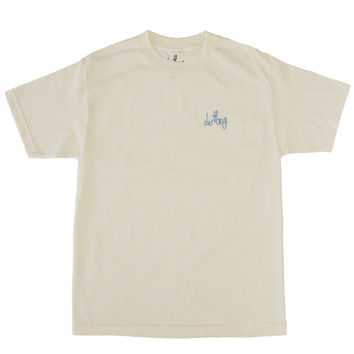 Cream Embroidered Connect