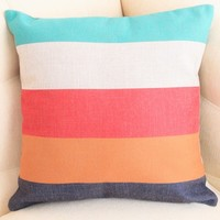Harbour View Square Pillow