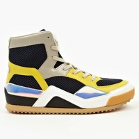 Maison Martin Margiela 22 Mens Technical Fabric High-Top Sneakers