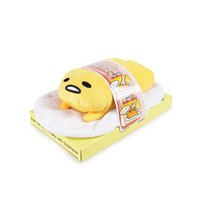 Gudetama Wagging Talking Plush Doll