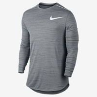 The Nike Player Men's Long Sleeve Football Top.