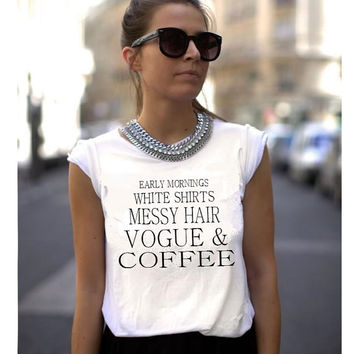 Vogue Shirt - More Issues tshirt - Chanel shirt - Chanel tshirt - Chanel t shirt - Céline shirt