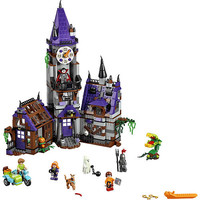 LEGO Scooby-Doo Mystery Mansion 75904