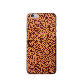 P2199 Keith Haring Exposition Case For IPHONE 6
