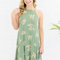 Don't Leave Love Behind Dress