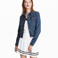 H&M Superstretch Denim Jacket $34.99