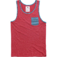 On The Byas Canner Printed Pocket Tank Top at PacSun.com