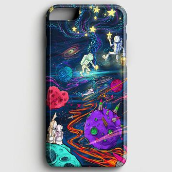 Love In Space iPhone 6/6S Case