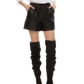 Jeffrey Campbell Backseat Thigh High Boots