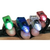 Amazon.com: 40 Super Bright Finger Flashlights - LED Finger Lamps - Rave Finger Lights: Home Improvement