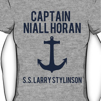 Captain Niall Horan Women's T-Shirt