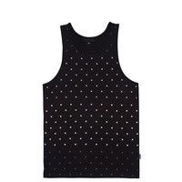 Black Scale - Polk Tank Top - Black