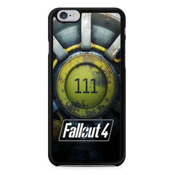 Fallout 4 Vault iPhone 6/6S Case